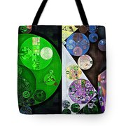 Abstract Painting - Swirl Tote Bag