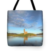 Ardvreck Castle - Scotland Tote Bag