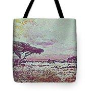 Africa Tote Bag by Artistic Panda