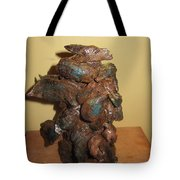 African Mermaid Tote Bag