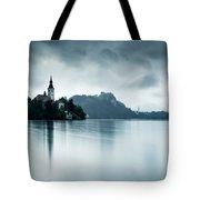 After The Rain At Lake Bled Tote Bag