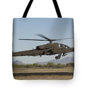 Ah-64d Apache Longbow Lifts Tote Bag