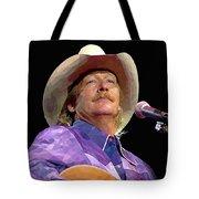 Alan Jackson Tote Bag