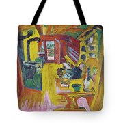 Alpine Kitchen Tote Bag