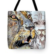 Always The King Tote Bag