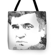 American Legend Johnny Cash Tote Bag