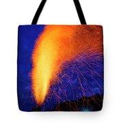 Amish Fireworks Tote Bag