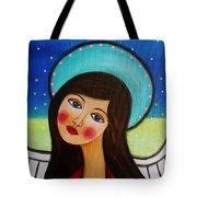 Angel Tote Bag