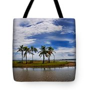Animal Reserve Of Cuare Tote Bag