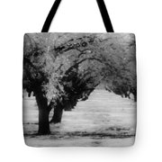 Apple Orchards In Dixon Tote Bag