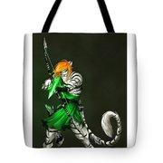 Archer, Tote Bag