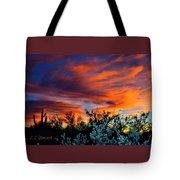 Arizona Sky Tote Bag