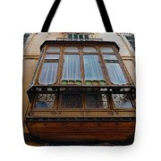 Artistic Architecture In Palma Majorca Spain Tote Bag