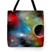 Artists Concept Illustrating Tote Bag