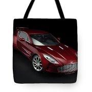 Aston Martin One-77 Tote Bag