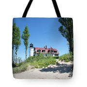 Atop The Dune Tote Bag