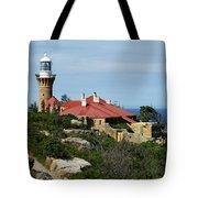 Australia - Path To Barrenjoey Lighthouse Tote Bag