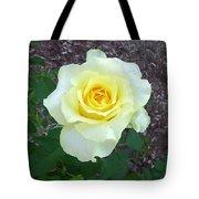 Australia - Yellow Rose Flower Tote Bag