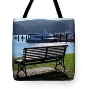 Australia - Seat Of Knowledge Tote Bag