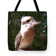 Australia - Kookaburra Full Body Look Tote Bag