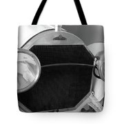 Automobile Of The Past Tote Bag