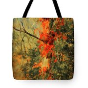 Autumn Landscape #4 Tote Bag