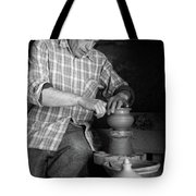 Azores Islands Pottery Tote Bag