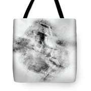Ballerina Watercolor  Painting  Tote Bag