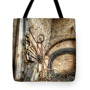 Barn Decor Tote Bag