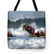 Basic Underwater Demolitionseal Tote Bag