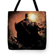 Batman Begins 2005 Tote Bag