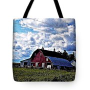 Beautiful Barn Tote Bag