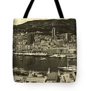 Beautiful Monte Carlo Tote Bag