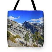 Beauty Of Yosemite Tote Bag