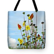 2 Bees Or Not 2 Bees Tote Bag