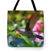 Beija-flor Tote Bag