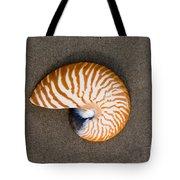 Bellybutton Nautilus - Nautilus Macromphalus Tote Bag