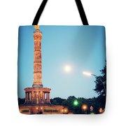Berlin - Victory Column Tote Bag