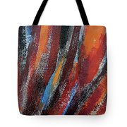 Berlin Wall Mural Tote Bag
