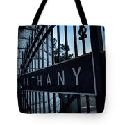 Bethany Cemetery Tote Bag