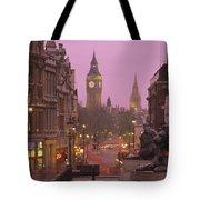 Big Ben London England Tote Bag