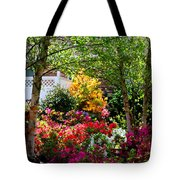 Birch Island Tote Bag
