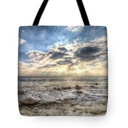 Birling Gap Angel Light Tote Bag