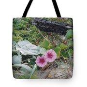 2 Blooms Tote Bag