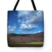 Blue Ridge Foothills Tote Bag