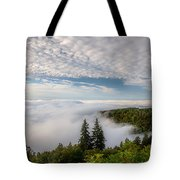 Blue Ridge Parkway. Tote Bag