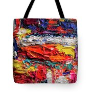 Boom Of The Tingling Strings Tote Bag