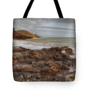 Bracelet Bay And Mumbles Lighthouse Tote Bag