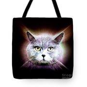 British Shorthair Cat Tote Bag