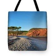 Budleigh Salterton - England Tote Bag